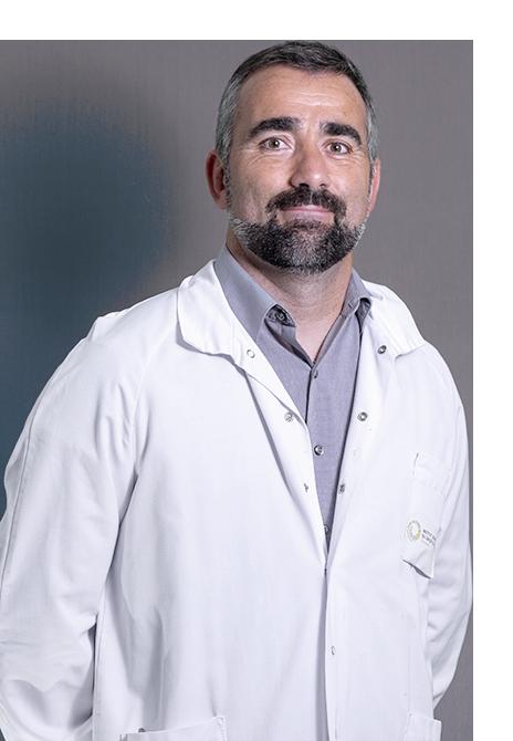 Jérôme Torrisani , Chargé de Recherche au Centre de Recherches en Cancérologie de Toulouse (Oncopole)